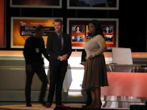 Perez Hilton Tells the World that He's Turned Over a New Leaf on 'Oprah's Lifeclass: The Tour'