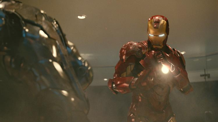 Iron Man 2 Stills Paramount Pictures 2010