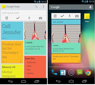 Android Apps to Help You Survive New York City image google keep nexus 4