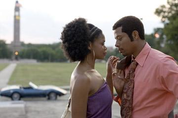 Kimberly Elise and Terrence Howard in Lionsgate Films' Pride