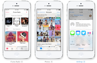 Apple iOS 7 Is Even Better Than We Could Have Dreamed image iTunes Radio Photos AirDrop 685x451