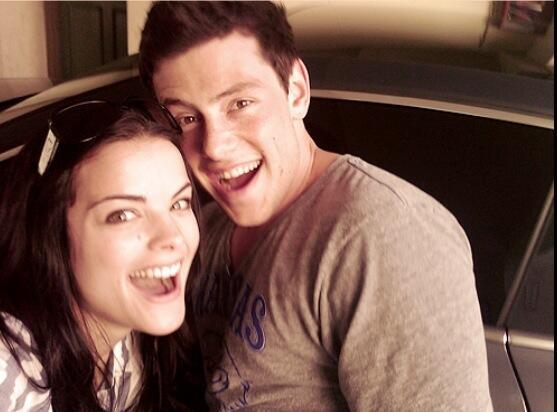 RIP, Cory Monteith: Stars Honor Him With Photos on Twitter - Jaimie Alexander - Thanks for all the good times and laughter, Cory. #RIP