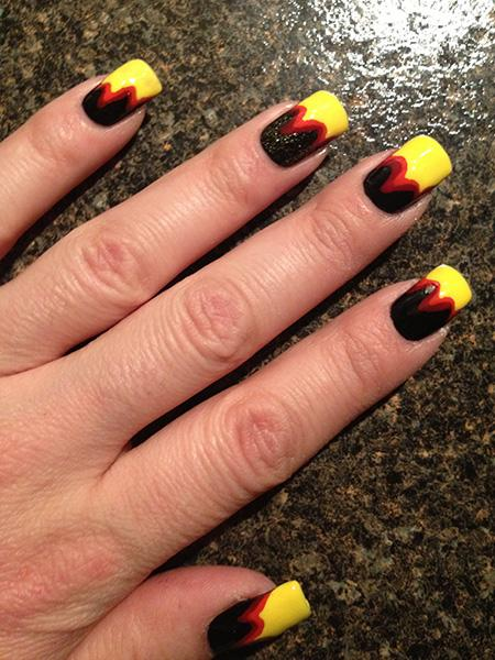 nails of the day, march 25