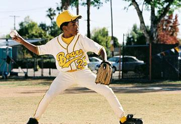 "Kenneth ""KC"" Harris in Paramount Pictures' Bad News Bears"