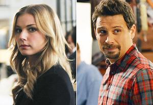 Emily VanCamp, Jeremy Sisto | Photo Credits: Richard Foreman/ABC, Eric McCandless/ABC