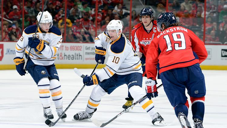 Buffalo Sabres v Washington Capitals