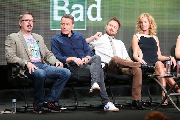 'Breaking Bad' Stars: What's Next for Aaron Paul, Anna Gunn and Vince Gilligan