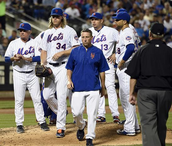 Noah Syndergaard Injury: Updates on Mets Star's Arm and Return