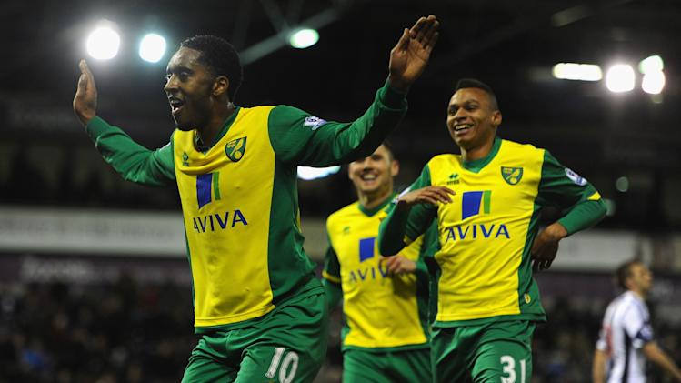 West Bromwich Albion v Norwich City - Premier League