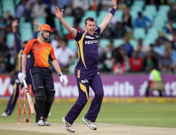 CLT20 2012 Match 9 - Kolkata Knight Riders v Perth Scorchers