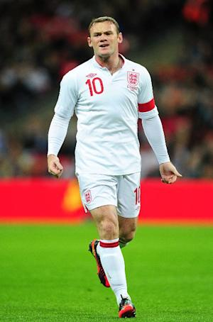 Roy Hodgson hopes Wayne Rooney, pictured, can hit a rich vein of form for Manchester United