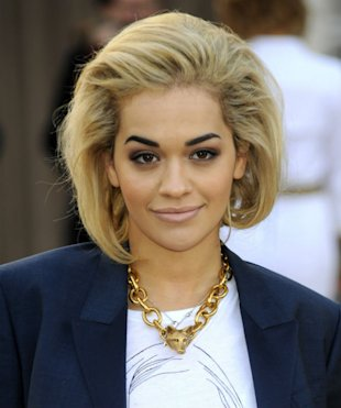 PHOTOS: Rita Ora Wears Tight French Braids For Paris Fashion Week