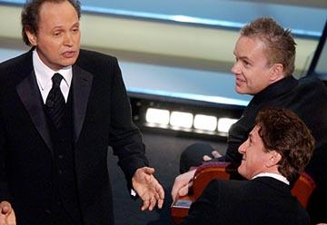 Billy Crystal, Sean Penn and Tim Robbins 76th Academy Awards - 2/29/2004