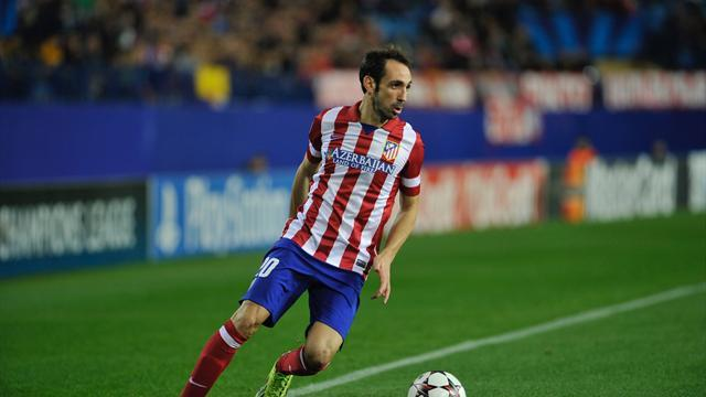Liga - Juanfran own goal keeps Atletico away from summit