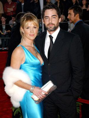 Poppy Montgomery and guest 31st Annual People's Choice Awards Pasadena, CA - 1/9/05