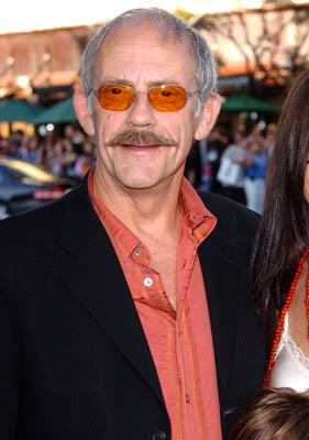 Premiere: Christopher Lloyd at the LA premiere of 20th Century Fox's Star Wars: Episode III - Revenge of the Sith - 5/12/2005