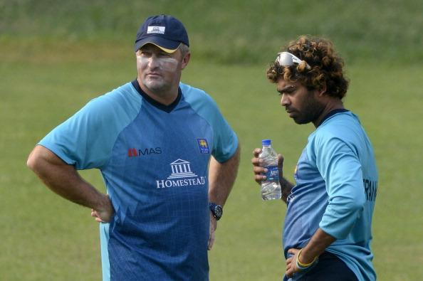 England looking at Sri Lankan coach Paul Farbrace to join Peter Moores