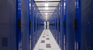 Email Archiving: 8 Reasons Cloud Is Better Than On Site image Blue Server APDC resized 600