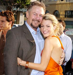 "Blake Lively's Dad Has Heart Operation, Says She Wants ""30 Kids"""