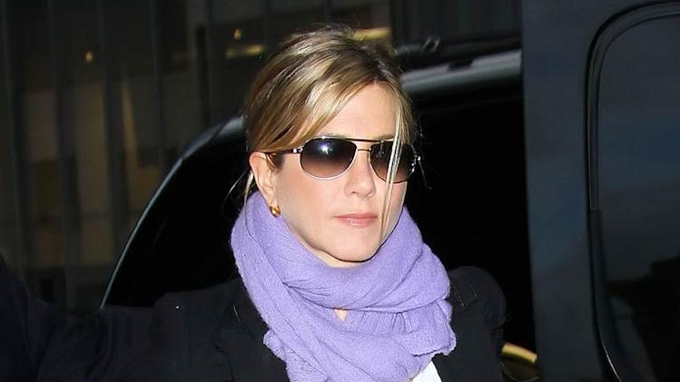 Jennifer Aniston New York