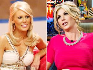Gretchen Rossi, Alexis Bellino Take Real Housewives of Orange County Fight to Twitter