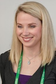 How Yahoo Hires: Recruiter In Chief image Marissa Mayer 200x300