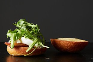 Poached Egg Sandwich on Food52