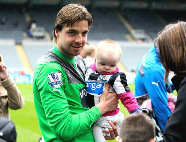 Tim Krul - Newcastle
