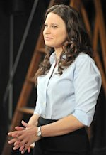 Katie Lowes | Photo Credits: Richard Foreman/ABC