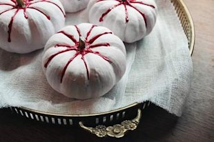 Blood pumpkins