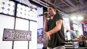 Rapper Sammy Adams to Perform on '90210' (Exclusive)