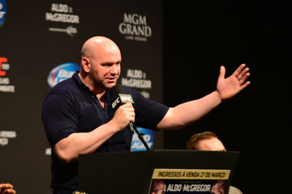 Dana White continuará como presidente do Ultimate - Fernando Monteiro