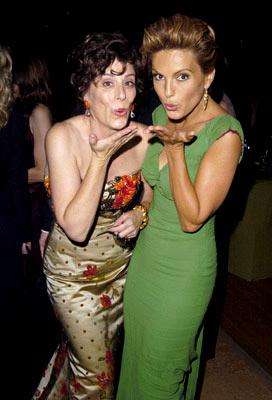 Jane Kaczmarek and Mariska Hargitay The 56th Annual Primetime Emmy Awards - Governors Ball