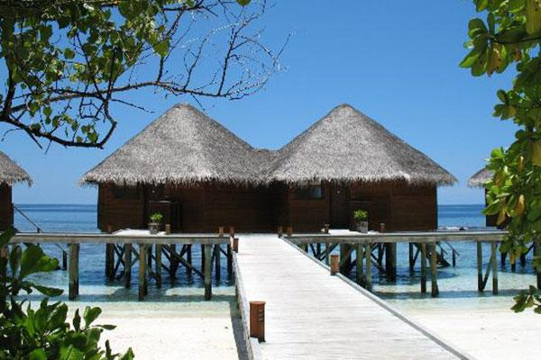Mirihi Island Resort In South Ari Atoll, Maldives