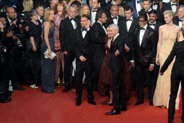 'The Great Gatsby' cast dazzles in Cannes