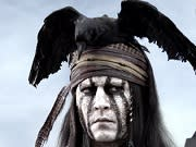 Johnny Depp as Tonto: First Look (Photo)