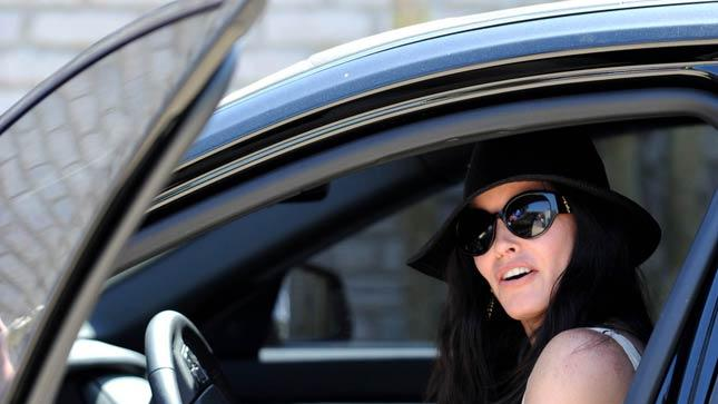 Courteney Cox Malibu