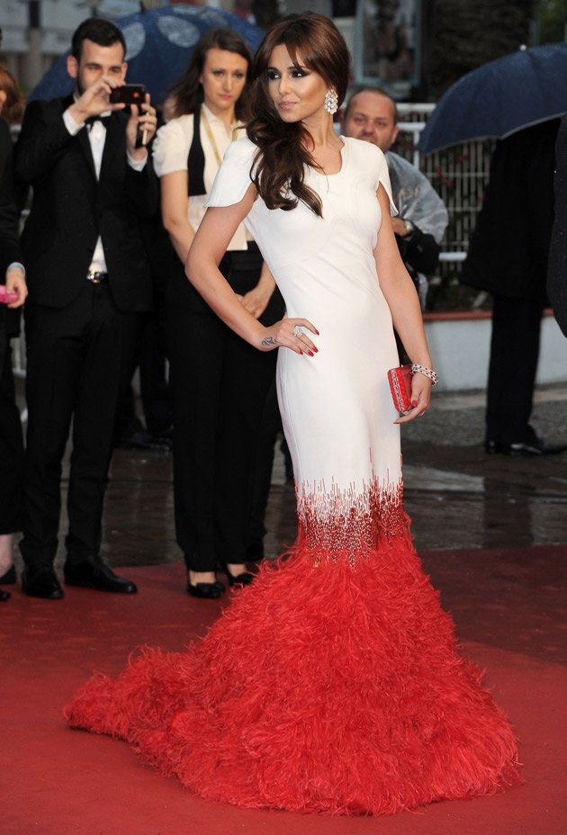 Cheryl Cole Cannes