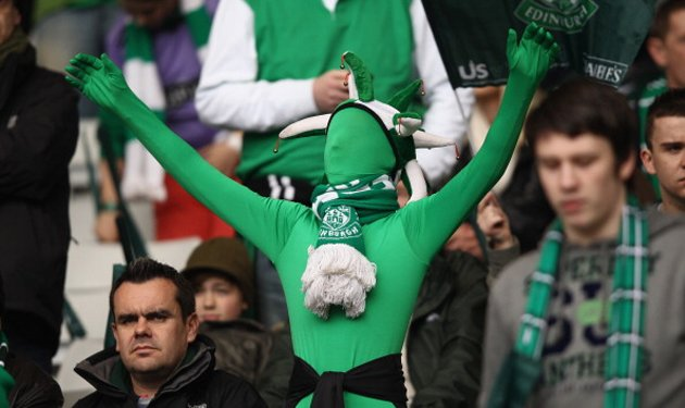 Green Man was really more of a Stones fan (Getty)
