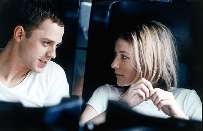 Giovanni Ribisi and Cate Blanchett in Miramax's Heaven