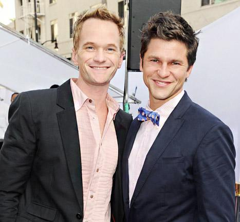 Neil Patrick Harris: I Haven't Split With Fiance David Burtka!