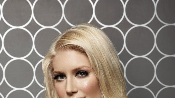 "Heidi Montag in the ""The Hills"""