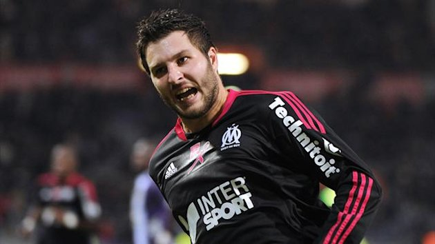 Ligue 1 2012/2013 Marseille Gignac