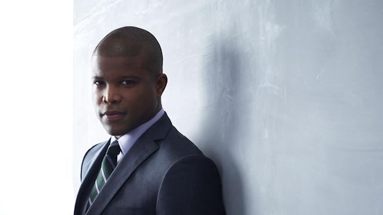 "Sharif Arkins stars as Clinton Jones in ""White Collar."""