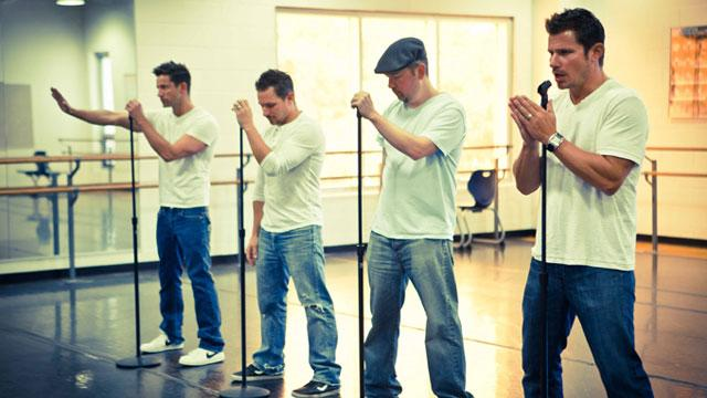 98 Degrees: 'We're Definitely Thinking Long-Term'