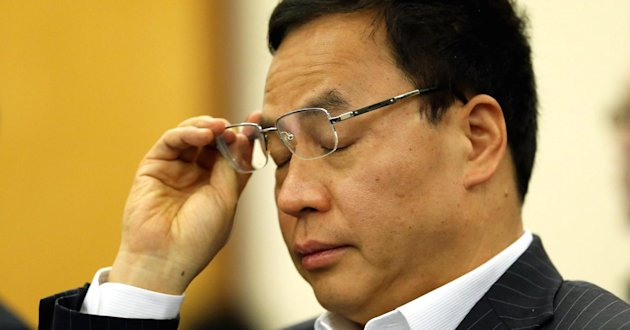 In the history of sudden wealth loss, Li Hejun may have set a new record. Li, who was China's richest man until this week, saw his fortune drop by as much as $15 billion in a half-hour.