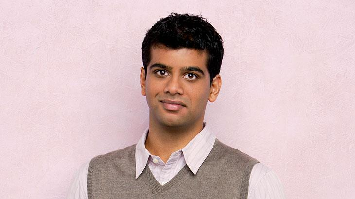 Sunkrish Bala stars as Eric in Notes from the Underbelly on ABC.