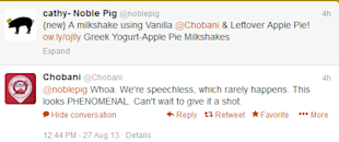 What Have You Done For Me Lately? Thoughts on the Brand Customer Relationship image Chobani 4