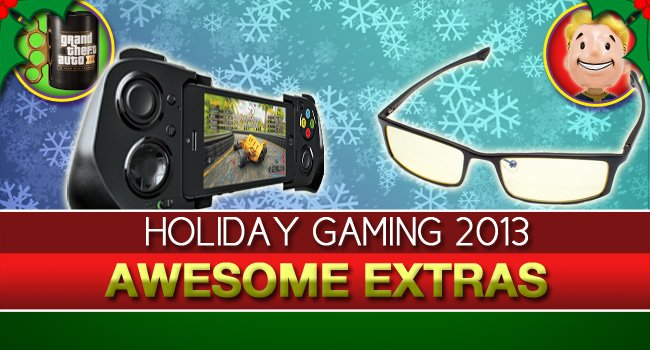 Holiday Games Guide 2013 - Awesome Extras