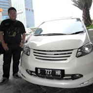 Modifikasi Honda Freed ala Herry Setiono